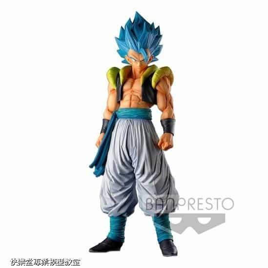 Gogeta Blue The Brush 1 Smsp Dragon Ball Super
