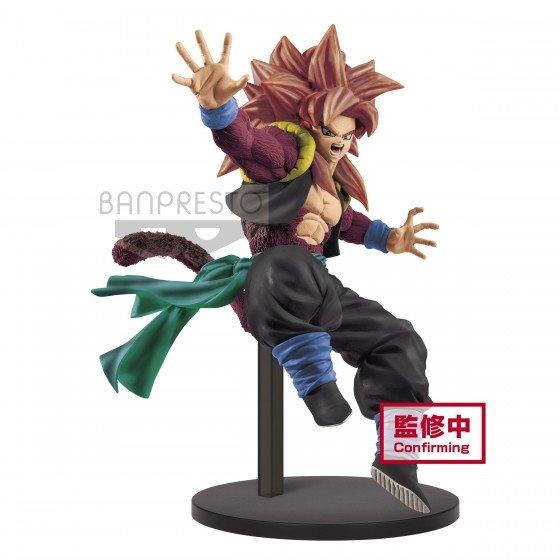 Super Dragon Ball Heroes SDBH 9th Anniversary SS4 Gogeta PVC figure Banpresto