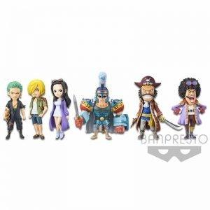 One Piece 3/'/' Sanji 20th Anniversary WCF Prize Trading Figure NEW