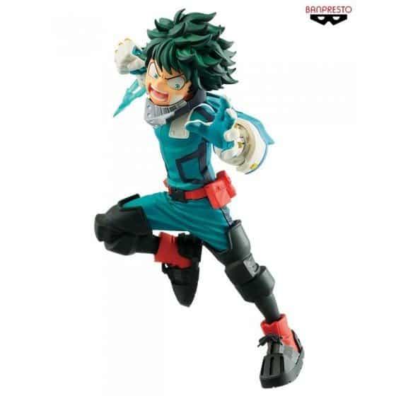 My Hero Academia Midoriya Izuku Deku Figure  STYLING Official Figure by BANDAI