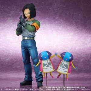 FIGURINE GIGANTIC C17 XPLUS ZENO DRAGON BALL SUPER7